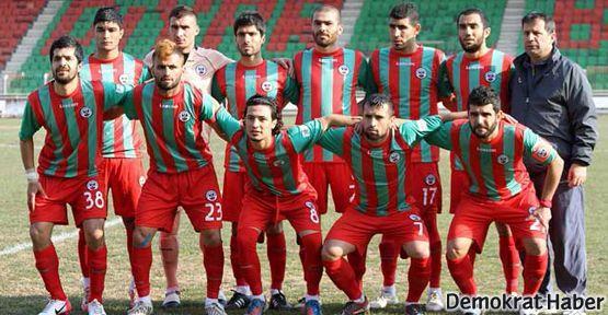 Diyarbakırspor şimdi de amatör lige düşüyor