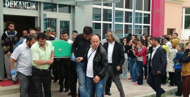 Doçent öldürüldü zanlı profesör gözaltında