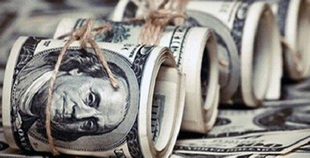 Dolar 8 ayın zirvesine ulaştı