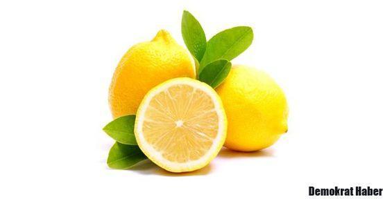Dondurulmuş limon kemoterapiden daha etkili olabilir