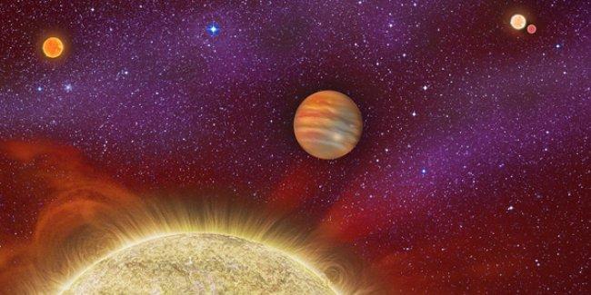 Dört güneşli yeni bir gezegen keşfedildi