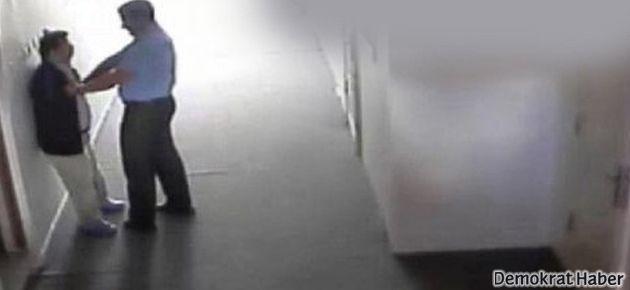 Down sendromlu öğrenciyi döven eğitmen gözaltında