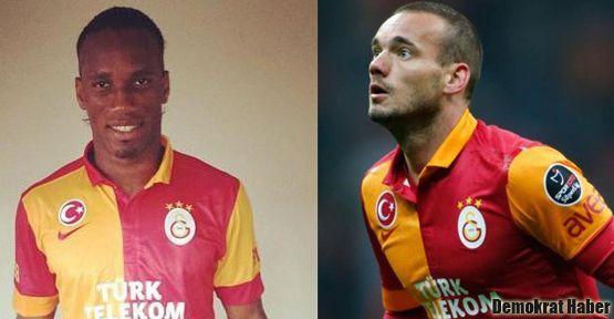 'Drogba ve Sneijder dünyanın en iyi 2 transferi'