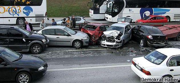 DSÖ'den trafik kazaları için uyarı