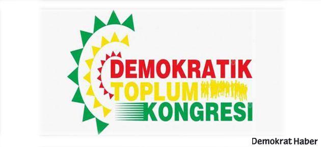 DTK'den Federe Kürdistan'a kınama