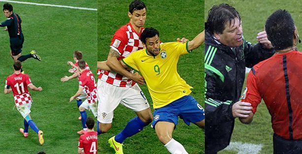 Dünya Kupası tartışmalı başladı
