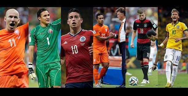 Dünya Kupası'nın 'en iyileri' belli oldu; işte adaylar