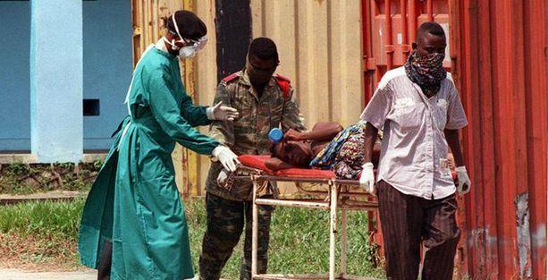 Dünyaya Ebola çağrısı