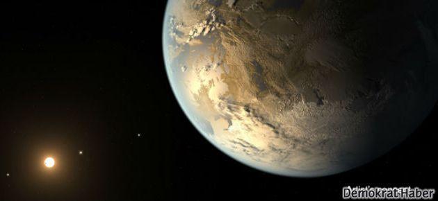 Dünya'ya En Çok Benzeyen Gezegen Bulundu
