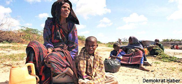 Dünyayı açlık ve salgın hastalıklar bekliyor