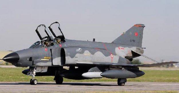 Düşen uçakları Almanya 1994'te hizmetten çıkartmış