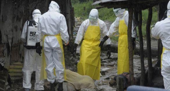 WHO: Ebola vakalarının sayısı 10 bini geçti!