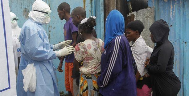 Ebola ile mücadele: Gine'de sağlık ekibi ölü bulundu!