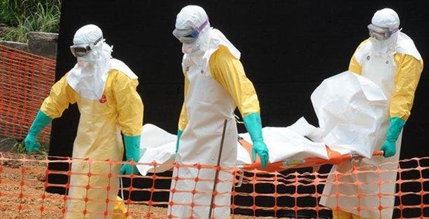 Ebola virüsüne yakalananların yüzde 70'i öldü