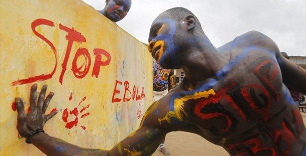 Ebola'ya karşı küresel mücadele