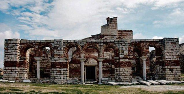 Edirne'nin Ayasofyası da cami oluyor