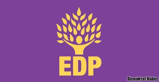EDP 1. Konferansını topladı