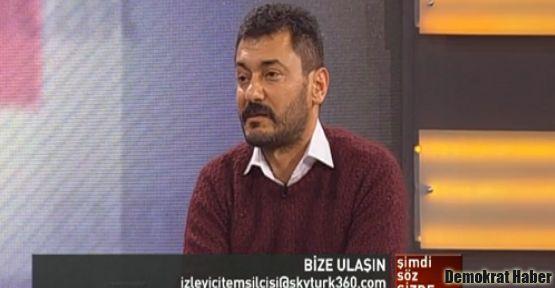 Efkan Bolaç tutuklanmadığı için eziklik yaşıyor