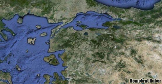 Ege Denizi'nde 4.2. şiddetinde deprem