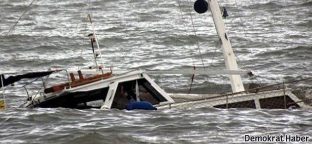 Ege'de kaçak göçmen teknesi battı: 7 ölü