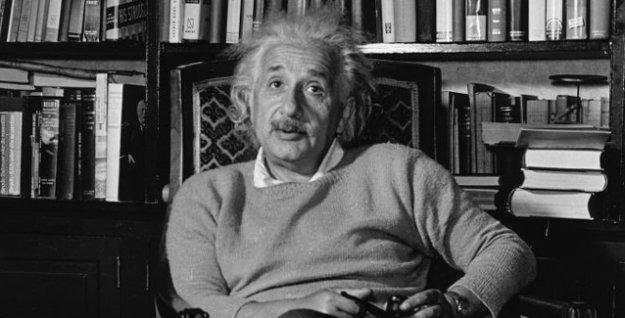 Einstein'in izafiyet teorisi mektubu açık artırmada satıldı