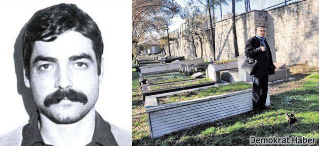 Ekmekçiyan'ın mezarına 30 yıl sonra taşıma izni