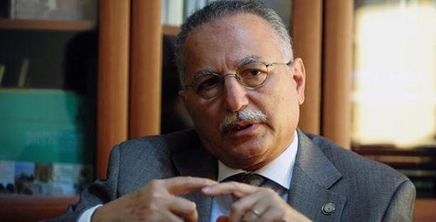 Ekmeleddin İhsanoğlu AKP'den randevu istedi ama...