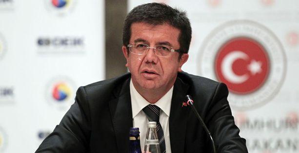 Ekonomi Bakanı: İsrail'e 130 ton jet yakıt sattık