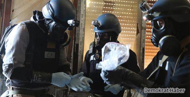 'El-Kaide Türkiye'de kimyasal silah üretiyor'