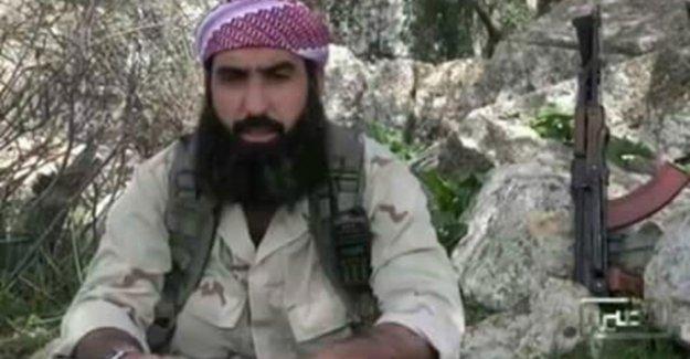 El Nusra Cephesi komutanı öldürüldü