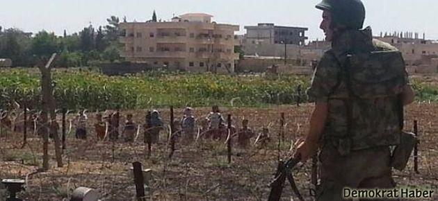 'El Nusra'nın ana üssü Ceylanpınar'