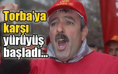 Emekçiler Ankara'ya geliyor...