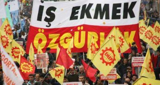 EMEP: Ekonomi büyüyor, işçiler ölüyor!