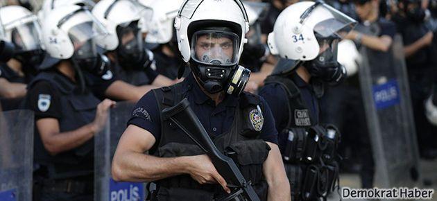 Emniyet'te 5 bin polisin yeri değişti