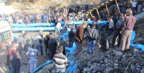 Ermenek'te 2 işçinin cenazesine ulaşıldı