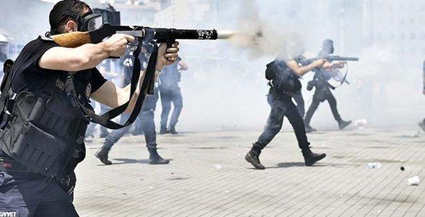 Emniyet'ten 'öldürücü silah' itirafı: Gezi'de kullandık!