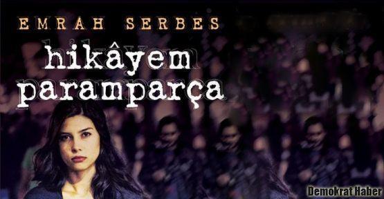 Emrah Serbes'ten yeni kitap