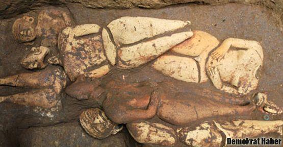 En eski Maya Mezarlığı bulundu