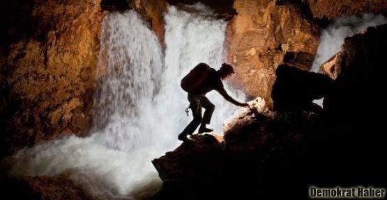 En etkili antibiyotik mağaraların dibinde