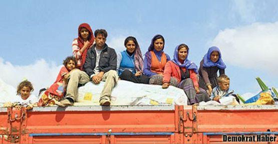 En fazla göç Van'dan, sonra Yozgat'tan