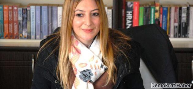 En genç Başkan Cizre'den Leyla İmret