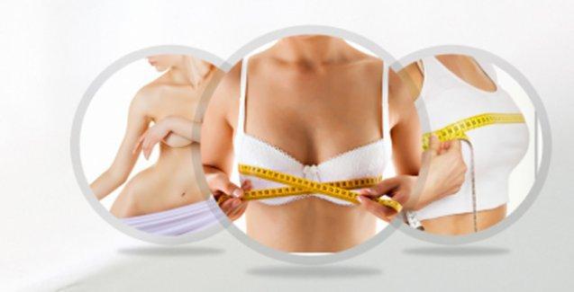 Kadınlarda Meme Küçültme Operasyonları