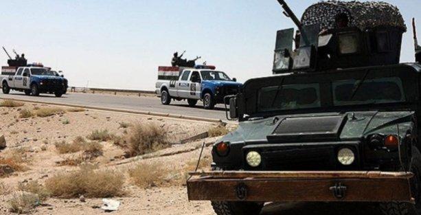 Enbar'da 45 IŞİD militanı öldürüldü