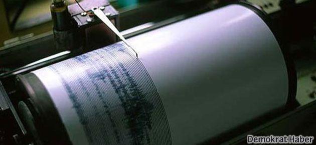 Endonezya ve Afganistan'da deprem