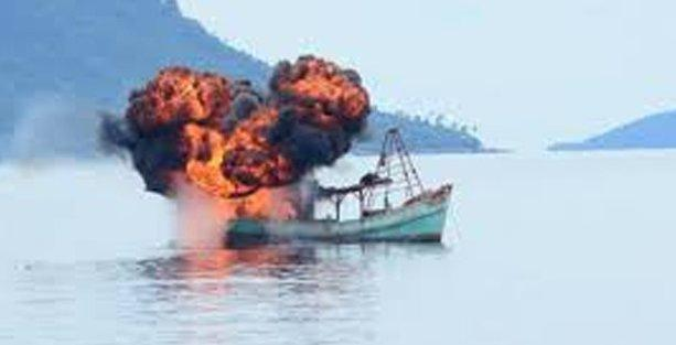 Endonezya, Vietnam menşeili 3 tekneyi batırdı