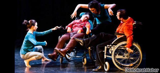 Engellilerin 'önyargılarla dansı'