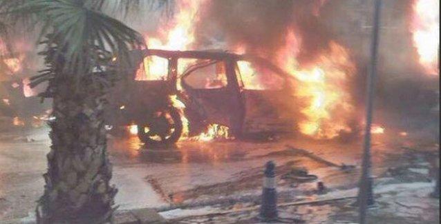 Erbil'de bombalı saldırı: 3 kişi hayatını kaybetti