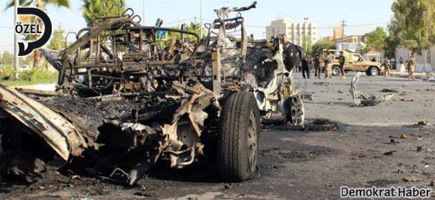 Erbil'de 6 yıl sonra ilk büyük patlama