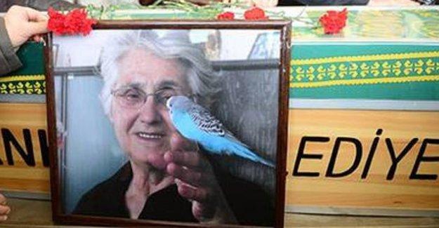 Erdal Eren'in annesi toprağa verildi