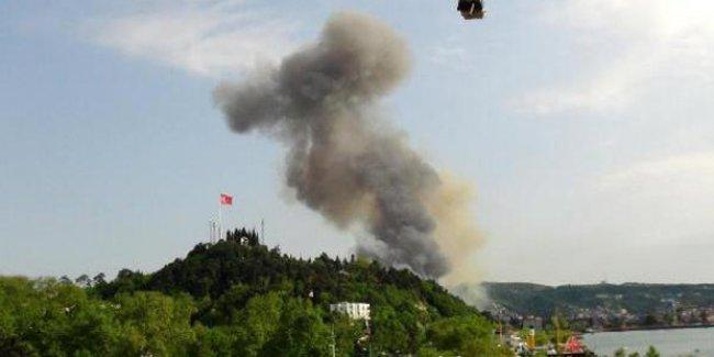 Erdemir'deki fabrikada patlama: 3 işçi yaralı